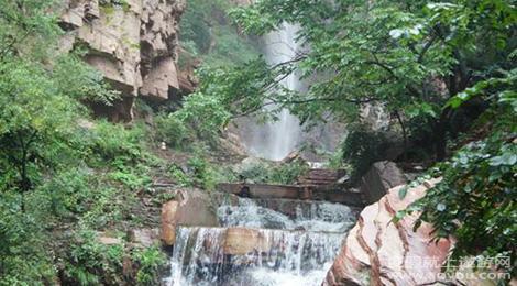 河北邢臺九龍峽自然風景區旅游景點