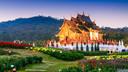 【泰国清迈】素贴山双龙寺蒲平皇宫一日游