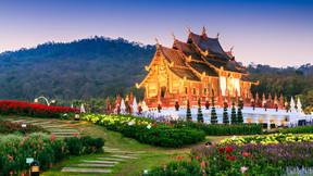 【泰北玫瑰】泰国清迈/清莱  5天4晚双城游 【广州往返】