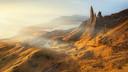 苏格兰高地天空岛三日游(含蒸汽火车票体验)