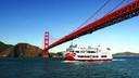 旧金山红白游艇巡航门票(电子票)