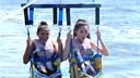黄金海岸单人/双人水上滑翔伞体验