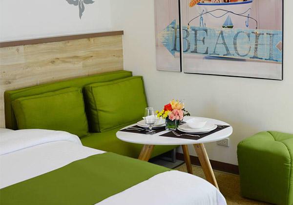 精选的酒店之一:长滩岛杜鹃花公寓酒店azalea