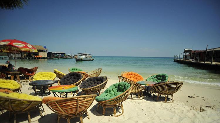 柬埔寨戈公风景