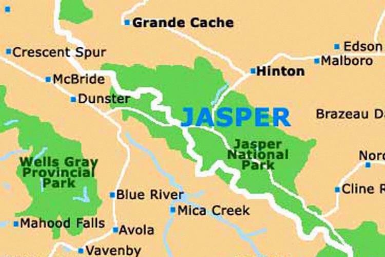 贾斯珀国家公园之旅(玛琳湖巡游 探索精灵岛)