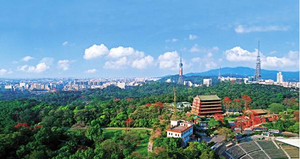 10月广州有哪些好玩的地方