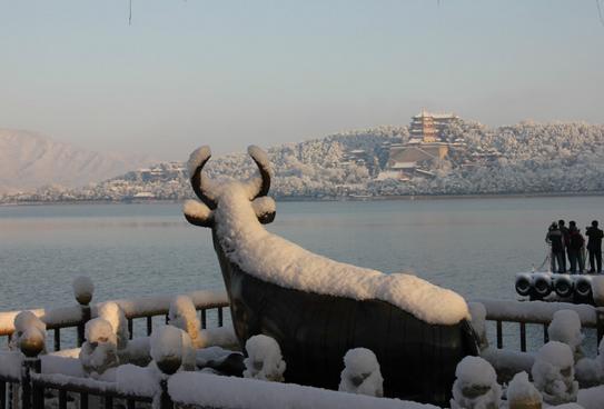 北京下雪去哪里玩比较好