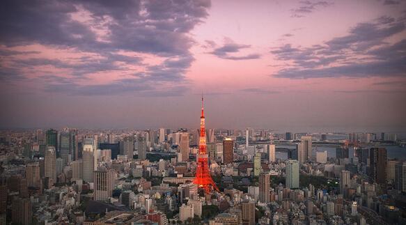 日本有什么好玩的带你去富士山赏樱花