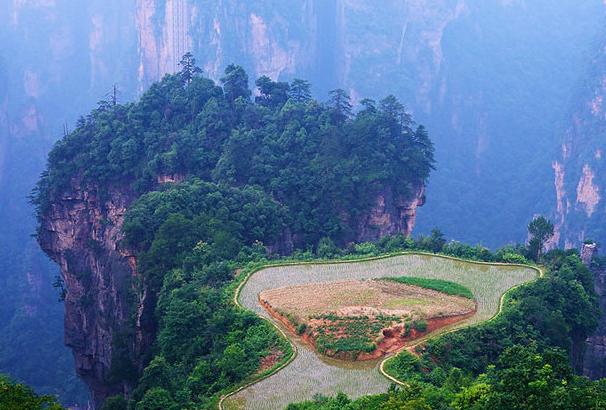 湖南五一旅游去哪里比较好看潇湘大地俊丽美景