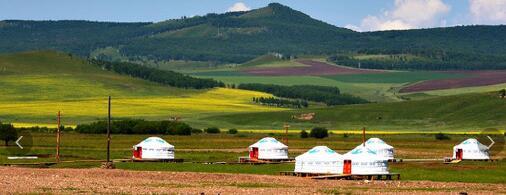 内蒙古旅游景点推荐 大草原的豪放之美