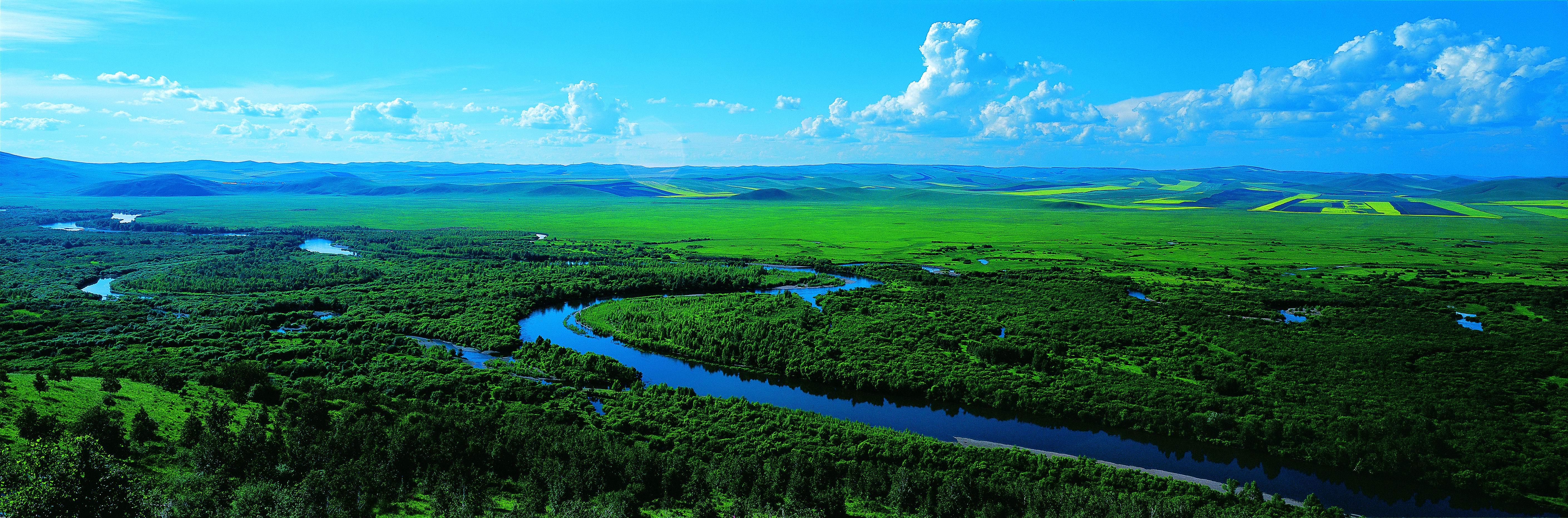 【额尔古纳湿地景区】图片