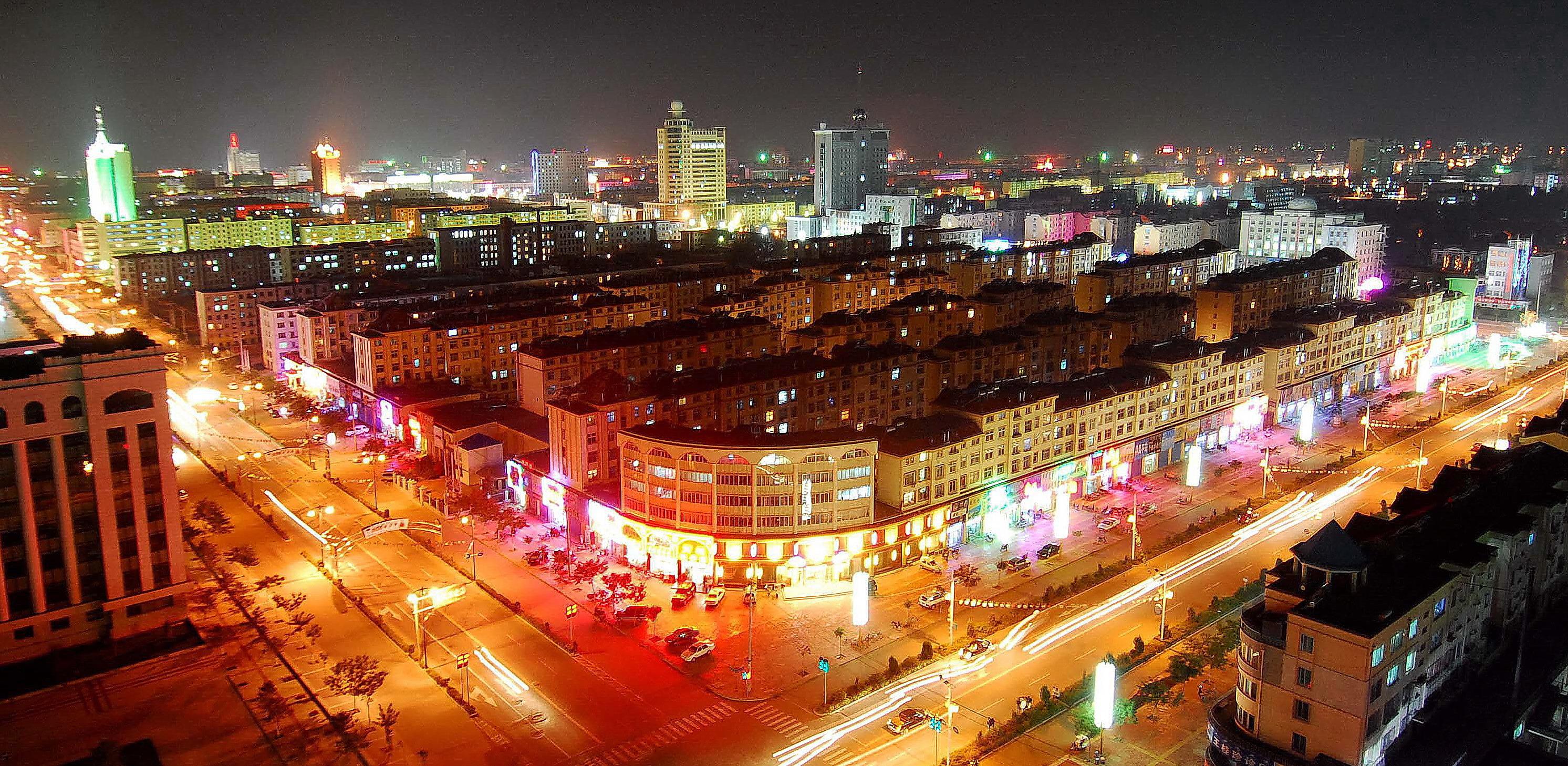 内蒙古——通辽市