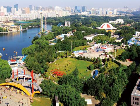 朝阳公园的小人国离朝阳公园哪个门近?明天就要带孩子