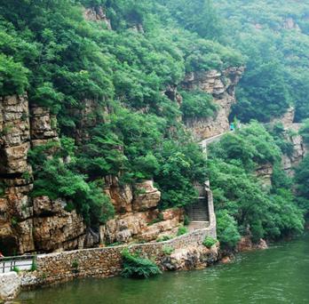 京东大峡谷旅游区门票及地址