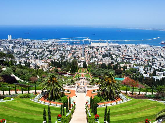 地中海东南岸及红海亚喀巴湾北岸的美丽神话:以色列