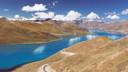 西藏羊湖、40冰川2日游