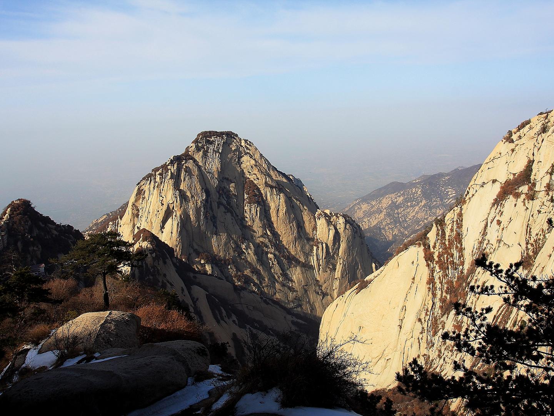 【西安周边游】 玻璃栈道>少华山森林公园一日游