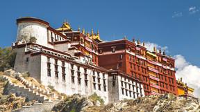 【美丽中国】西藏:深度全景9日游【卧去飞返/全程挂三/特惠】