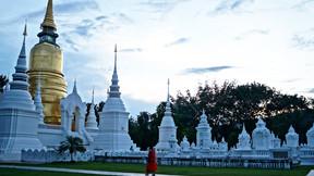 【探尋泰北】泰國清邁/清萊雙城記 下午機 5天4晚 【廣州往返/南航直飛】