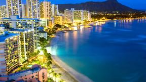 美国夏威夷5晚7天百变自由行【国航北京直飞/曼丽天际/半自助】