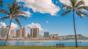 【立减1000】美国夏威夷5晚7天百变自由行【夏航北京直飞/曼丽天际/无忧半自助】