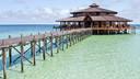 马来西亚仙本那5晚7天百变自由行【马步岛SMART沙滩屋/马航/半自助】
