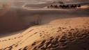【蔚蓝】ZW-2畅游腾格里沙漠、穿越千年隧道水洞沟文化遗址双飞5日游