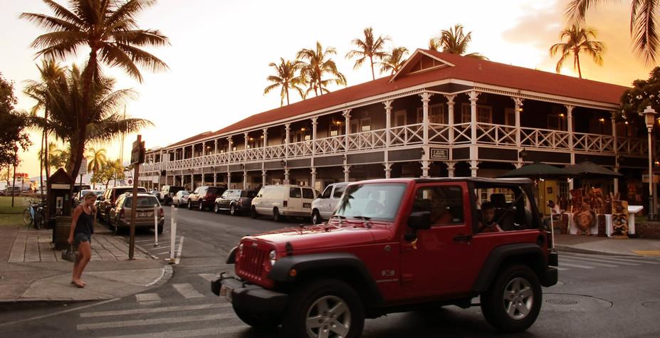 美国 驾驭夏威夷