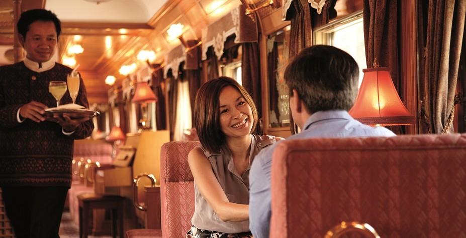 泰国&新加坡 奢华列车