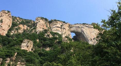北京密云天门山风景区门票价格