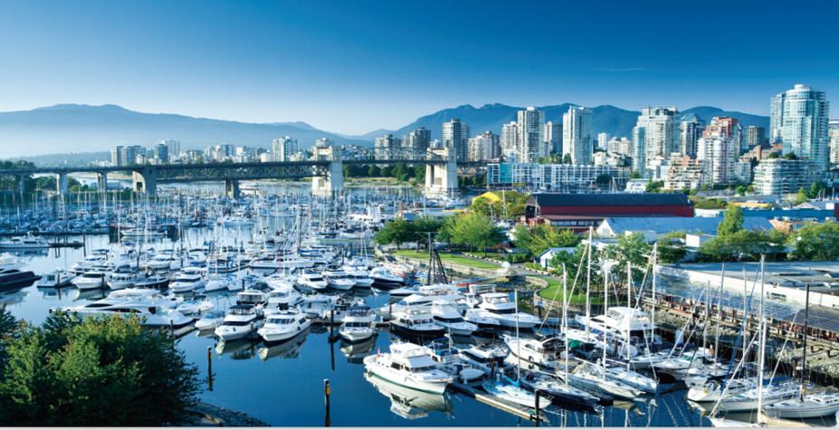 加拿大 温哥华户外拓展