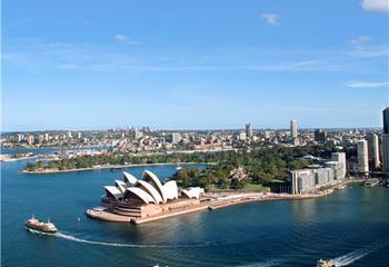 澳大利亚 初识澳大利亚