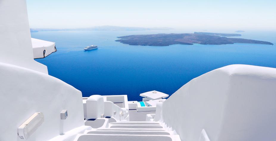 希腊 情定爱琴海