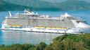 皇家加勒比海洋赞礼号亚洲巡礼