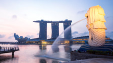 【醉美濱海灣】新加坡4晚6天百變自由行【贈送濱海灣花園門票/半島怡東酒店/可升級金沙酒店】