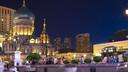 【黑龙江哈尔滨】万达城万达嘉华度假酒店1-2晚双人单园主题乐园套餐