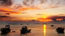 三亚蜈支洲岛、呀诺达雨林双飞五日游(4人起发,有自由活动)