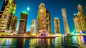 迪拜4晚7日魅力之旅/阿聯酋航空/北京直飛迪拜/往返A380空中巨無霸/F行程特別升級1晚迪拜帆船酒店/多款酒店住宿供您選擇
