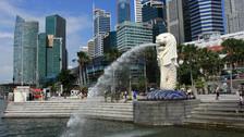 新加坡4晚6天百變自由行【百樂集團/當地4鉆美芝路酒店/贈送新加坡地圖和代金券】