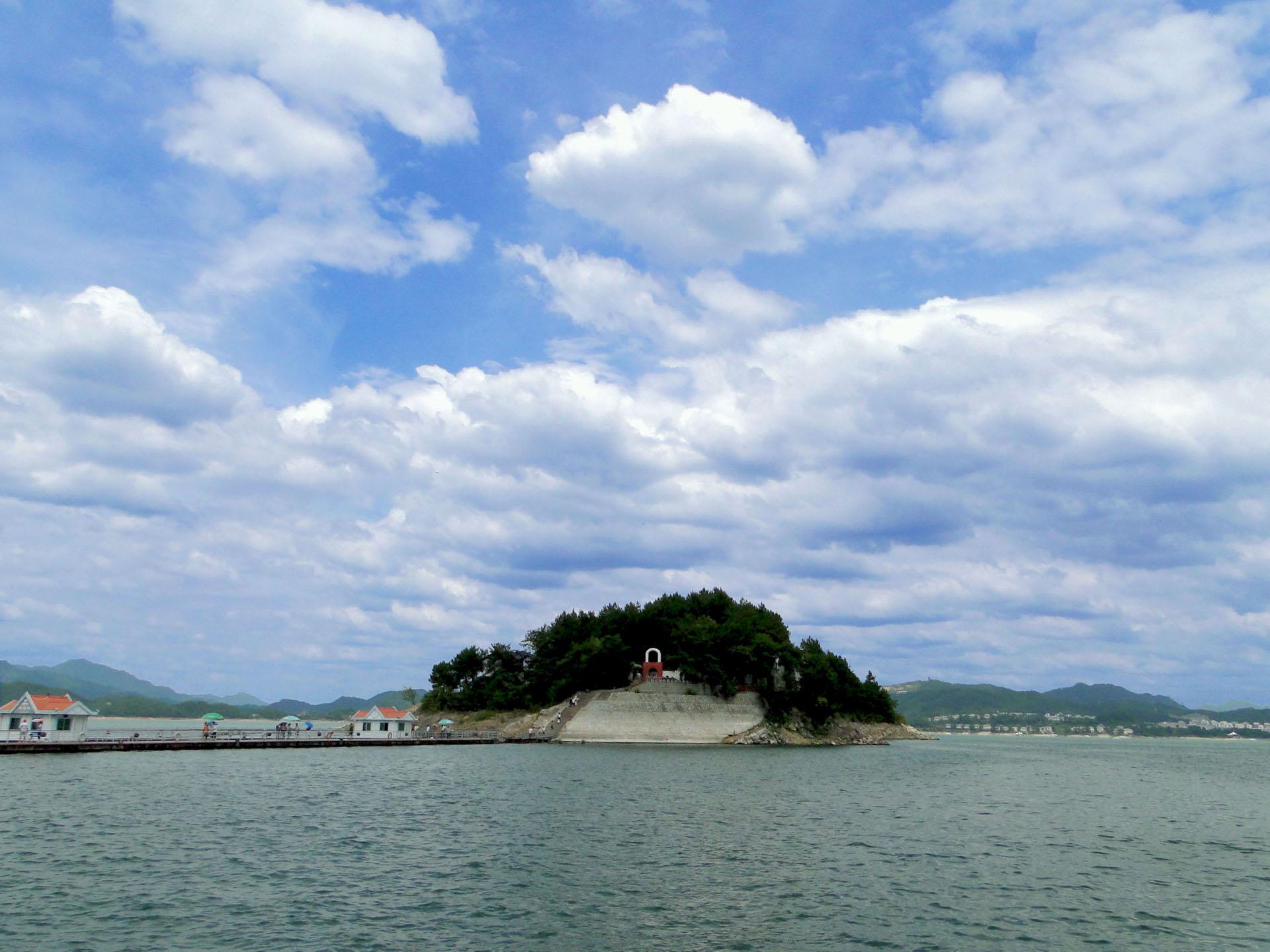 【浙江杭州】千岛湖开元度假村1晚运动休闲自由行套餐