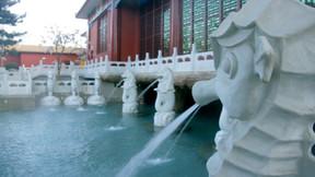 【北京昌平】九华山庄国际会展大酒店1晚冬日温泉休闲双人套餐