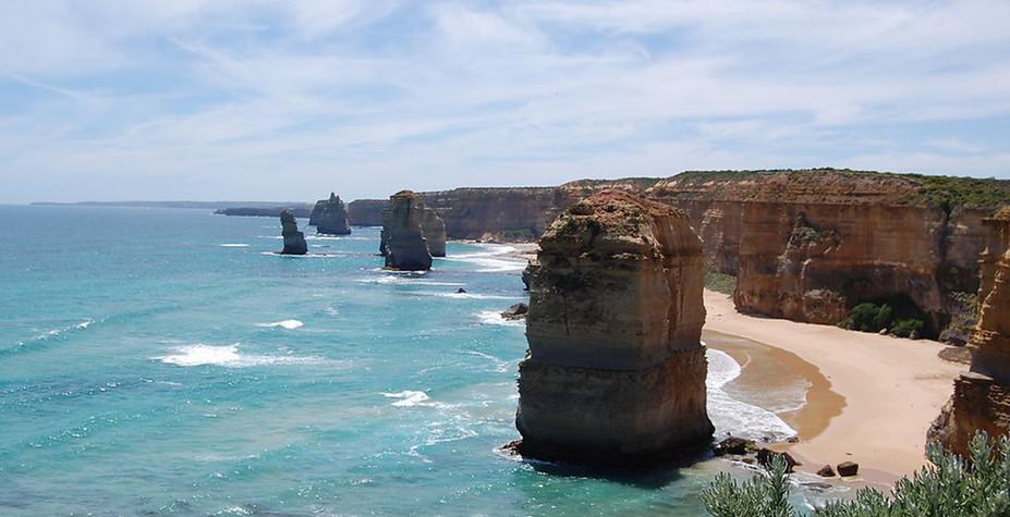 澳大利亚 狂奔大洋路