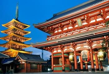 箱根&东京 日式和风