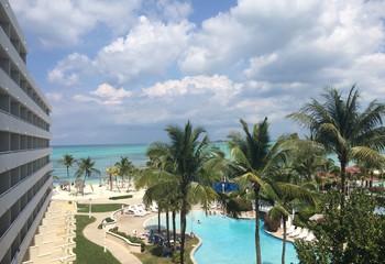 巴哈马 粉色假期