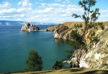 俄罗斯 全景贝加尔湖