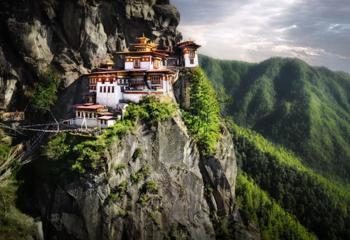 不丹 幸福在云端