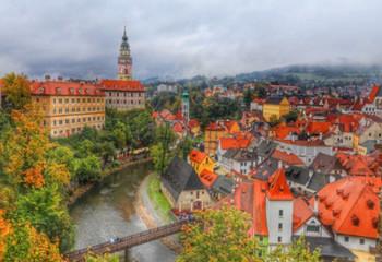 捷克&匈牙利 璀璨东欧