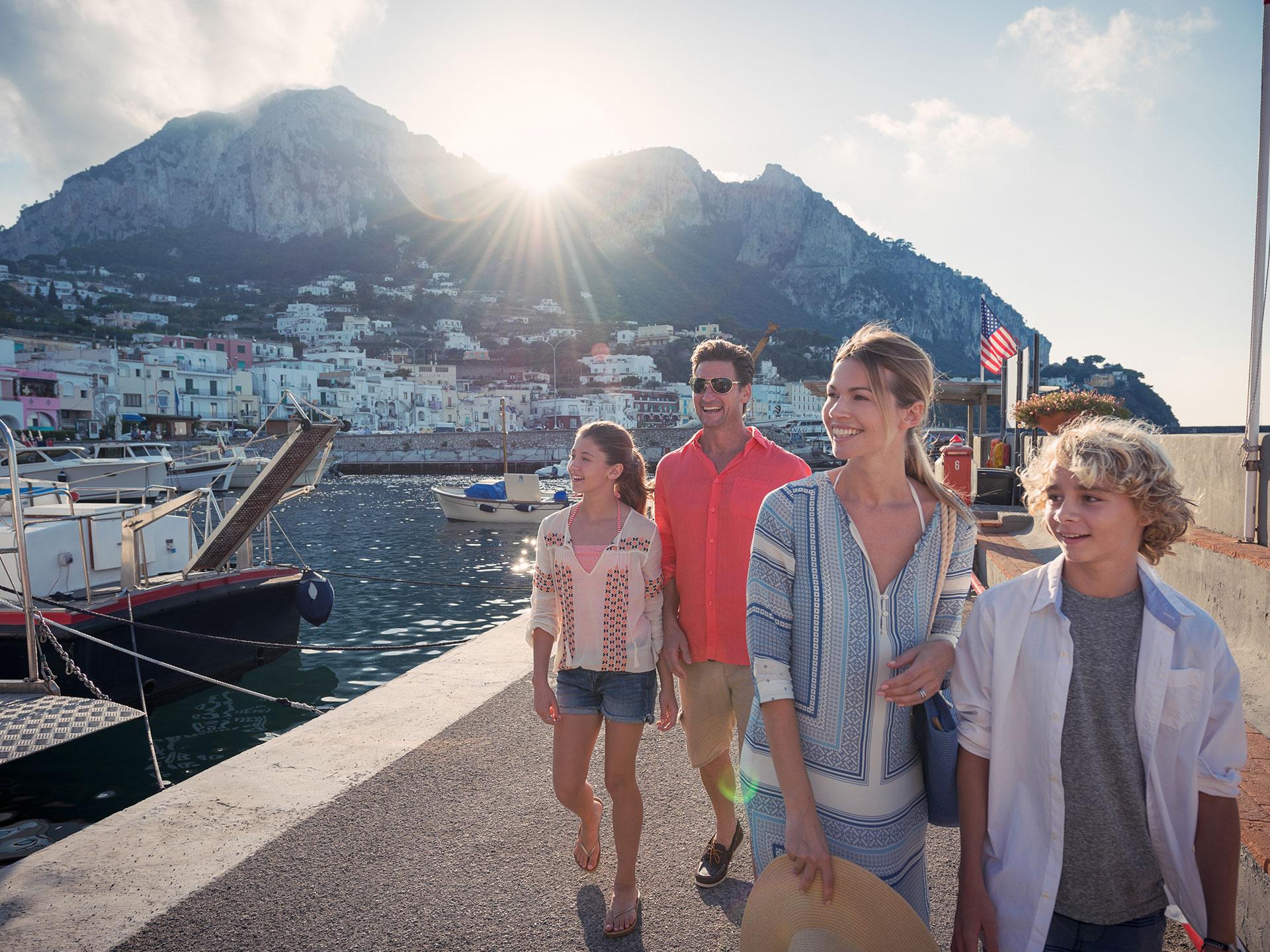 皇家加勒比海洋珠宝号—意大利希腊全览12天惠玩假期