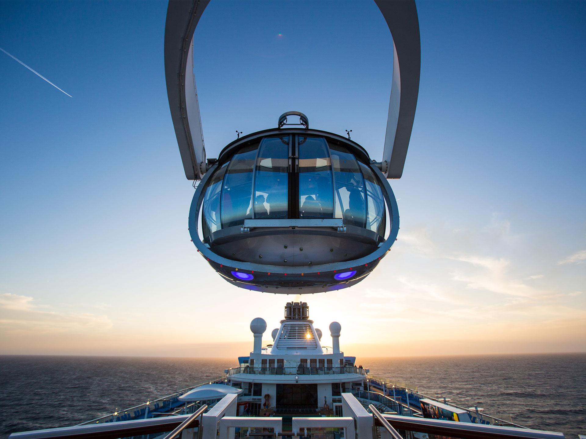 皇家加勒比邮轮-海洋光谱号日本长崎 福冈五晚六天(上海上下船)