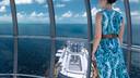 皇家加勒比海洋量子号 天津-福冈-长崎-天津 5晚6天